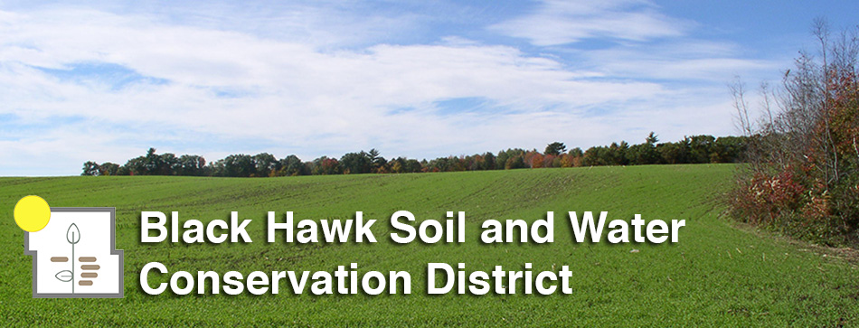 Black hawk soil and water conservation district black for Soil and water conservation